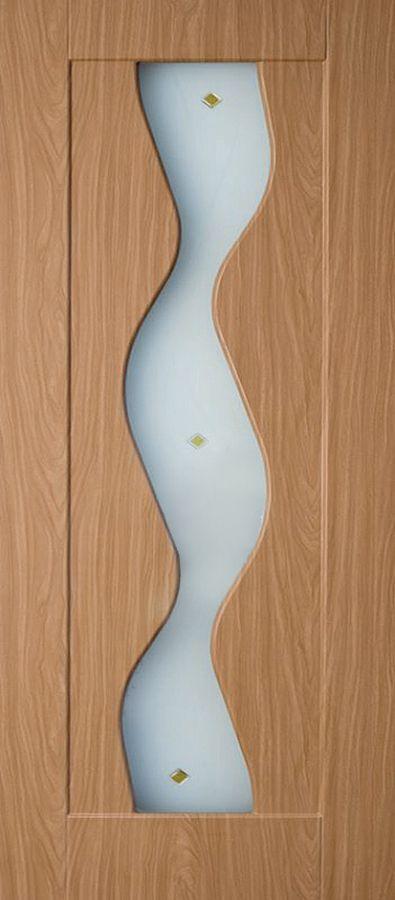 Вираж Миланский орех стекло художественное Вираж