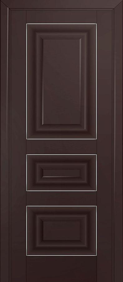 25U темно-коричневый