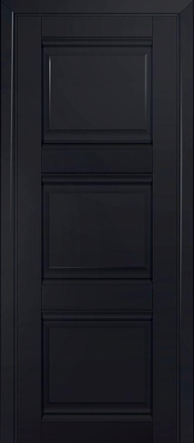 3U черный матовый