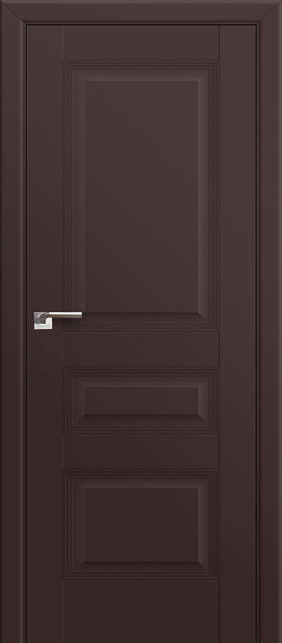 66U темно-коричневый