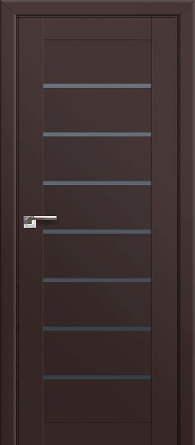 71U темно-коричневый